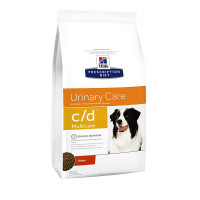 Hill's Prescription Diet dog Urinary Care c/d Multicare