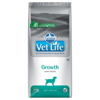 FARMINA VET LIFE Vet Life Dog Growth cuccioli 2 Kg.