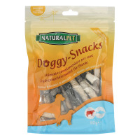 Naturalpet Doggy Snacks 80 gr