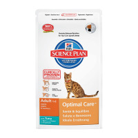 Hill's Science Plan Adult Optimal Care Tonno