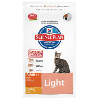 Hill's Science Plan Adult Cat Light pollo