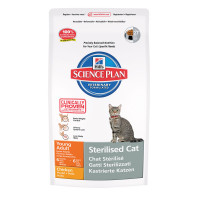 Hill's Sterilised cat young adult al pollo