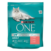 PURINA ONE CAT AD.800G SALM/CEREALI INT.