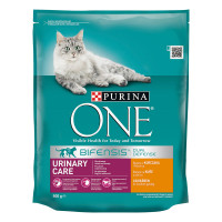 PURINA ONE CAT URINARY 800G POL/FRUMENTO