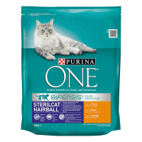PURINA ONE CAT STER.HAIRBALL 800G POL/CE