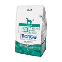 Monge Hairball cat al pollo 400 Gr