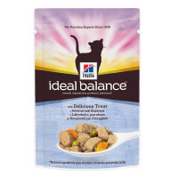 Hill's Ideal Balance Feline Adult 85 gr