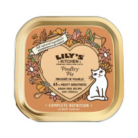Lily's Kitchen Poultry Pie 85 gr