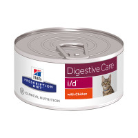 Hill's Prescription Diet I/D feline 156gr