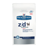 Hill's Prescription Diet z/d low allergen feline 2kg