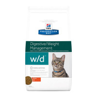 Hill's Prescription Diet cat Low Fat w/d