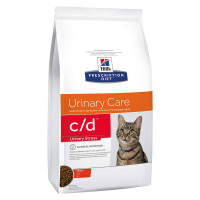 Hill's Prescription Diet cat c/d Urinary Stress