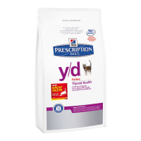 Hill's Prescription Diet y/d 1,5 Kg