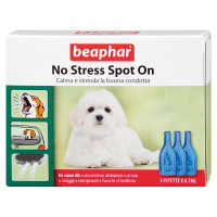 Beaphar No stress Spot-On cane 3 pipette