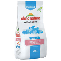 Almo Nature Sterilised 400 gr