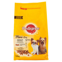 Pedigree Vital mini adult 1,5 kg. pollo