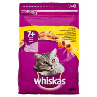 Whiskas Croccantini senior 7+ 950 Gr pollo